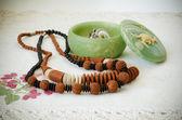 Conjunto de collar — Foto de Stock