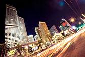 The Las Vegas Strip at night — Stock Photo