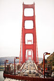 ゴールデン ゲート ブリッジ、サンフランシスコ — ストック写真
