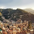 View of Minori town, Italy — Stock Photo