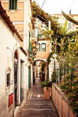 View of Minori town, Italy — Foto Stock