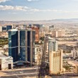 aerial view of las vegas — Stock Photo #19215285