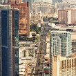 Aerial view of Las Vegas — Stock Photo #19215683