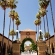 Stanford university, USA - Stock Photo