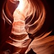 Antelope Canyon, USA - Stock Photo