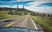 USA Highway — Stock Photo