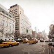 Madison Avenue, New York City - Stock Photo