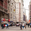 Sixth Avenue, New York City — Stock Photo