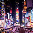 Times Square in New York City — Stok fotoğraf