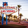 The Welcome to Fabulous Las Vegas sign — Stock Photo #23235576