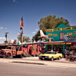The Historic Seligman Sundries — Stock Photo