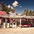 Постер, плакат: Hackberry Arizona General Store