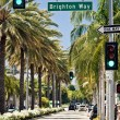 Rodeo Drive during sunny day — Stock Photo #23236584