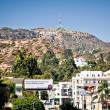 View of Hollywood sign — Stock Photo #23236658