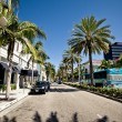 ������, ������: Rodeo Drive during sunny day