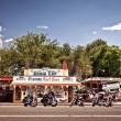 Delgadillo's Snow Cap Drive-In — Stockfoto