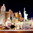 Постер, плакат: New York hotel casino