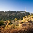 Hollywood sign — Stock Photo #23239092