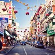 Daytime at Chinatown — Stock Photo