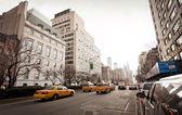 Madison Avenue, New York City — Stock Photo