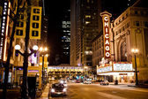 Chicago Theater on State Street — Stock Photo