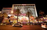 The Flamingo Hotel in Las Vegas — Stock Photo