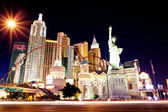 New York hotel casino — Stockfoto