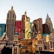New York hotel-casino — Stock Photo #23240794