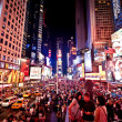 Times Square with Broadway Theaters — Stock Photo #23240950