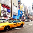 Times Square with Broadway Theaters — Stock Photo #23241310