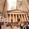 Federal Hall - Stock Photo