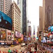 Times Square in New York City — Stock Photo #23241842