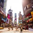 Times Square in Manhattan — Stock Photo #23242094