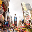 Times Square,New York City. — Stock Photo