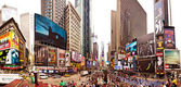 Times Square in New York City — ストック写真