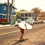 San Diego lifestyle — Stock Photo