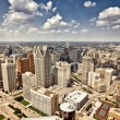 Downtown Detroit — Stock Photo #24385663