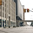 Downtown Detroit — Stock Photo #24385713
