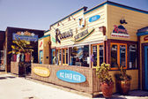 Rocca's Surf Shack restaurant in Morro Bay — Stock Photo
