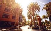 Google headquarters, Palo Alto — Stock Photo