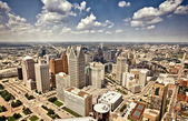 Downtown Detroit — Stockfoto