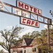 Abandoned restaraunt on Route 66 — Stock Photo #26920353