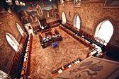 Interno di palazzo di governo — Foto Stock