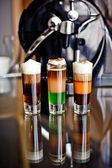 Shot Cocktails — Stock Photo