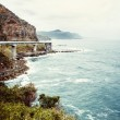 Stock Photo: Grand pacific drive