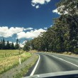 Road in Queensland — Stock Photo