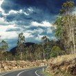 Stock Photo: Road in Queensland