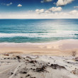 Rainbow Beach — Stock Photo