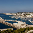 Sanctuary of Santa Maria di Leuca in Italy. — Foto Stock