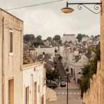 Trulli houses of Alberobello, Italy — Stock Photo #36299905